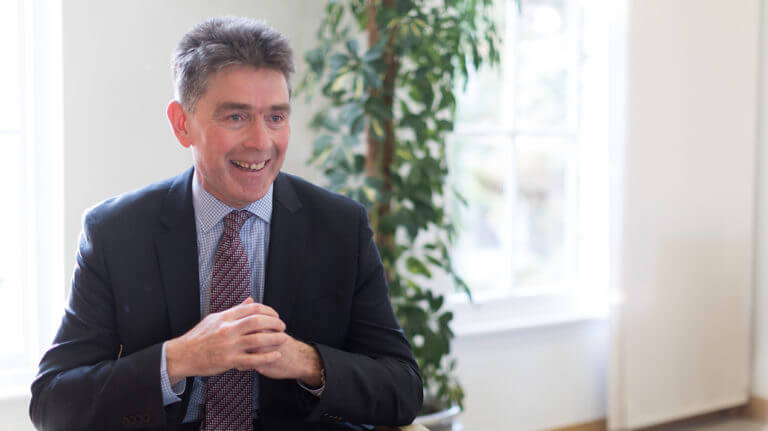 Stephen Thomas, local lawyers.