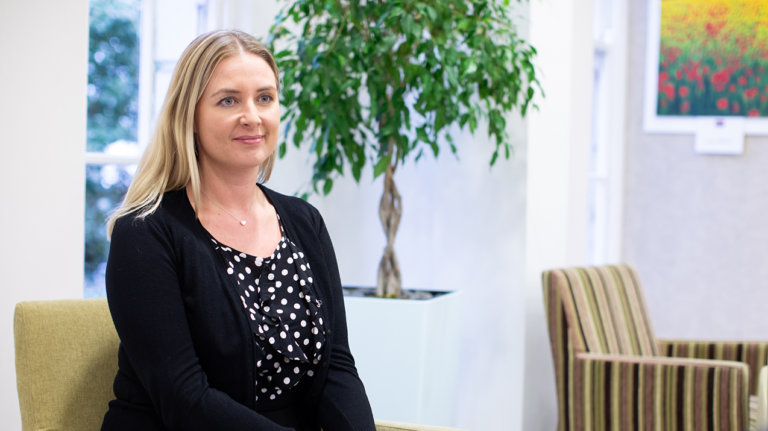 Claire Holford, Reading solicitor specialising in Dispute resolution, litigation.