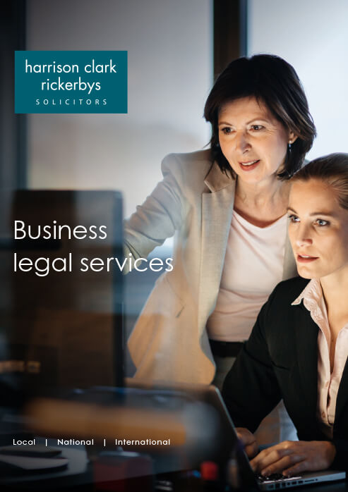 Business Services Brochure