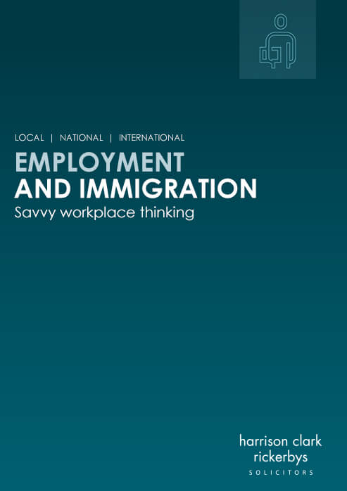 Employment and Immigration Brochure