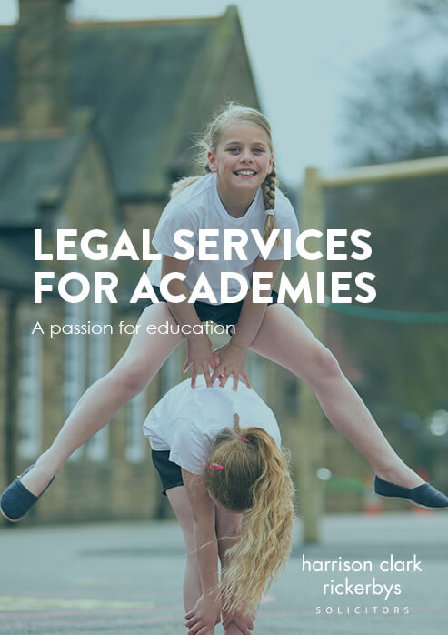 Legal Services for Academies