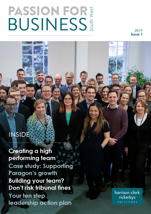 Passion for Business South West- Issue 1
