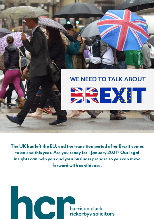 We need to talk about Brexit