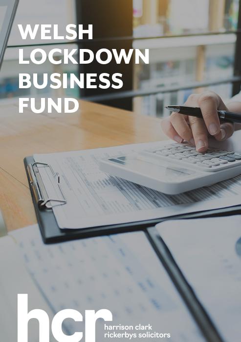 Welsh lockdown business fund